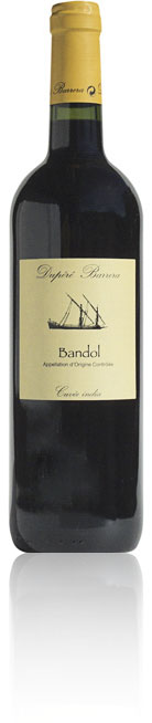 Bouteille Dupere-Barrera Bandol Rouge