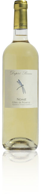 Bouteille Dupere-Barrera Nowat blanc