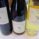 Bouteille de Vin domaine clos de la procure