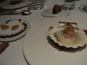 Coquilles saint Jacques d'anthologie