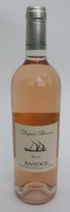 Bandol Rosé 2013