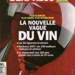 L'express, la nouvelle vague du vin