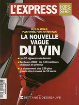 L'express, la nouvelle vague du vin