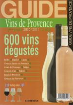 Le guides des vins de provence