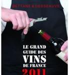 Le grand guide des vins de France 2011