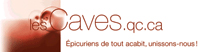 Logo caves.qc.ca
