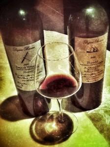 Vin Dupéré-Barrera bandol rouge