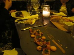 restaurant chez victoire