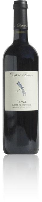 bouteille de vins nowat