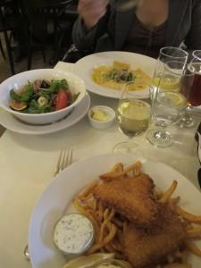 plat fish
